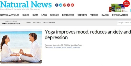 Yoga Improves